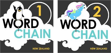 WordChain NZ 1 And 2 Bundle