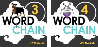 WordChain NZ 3 And 4 Bundle